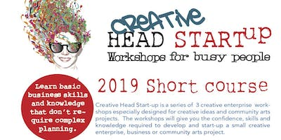 Creative Enterprise Short Course. (series of 3 workshops)