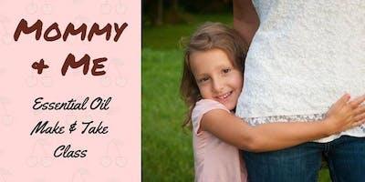 Lavender Weekend- Mommy & Me Make & Take Workshop with Essential Oils