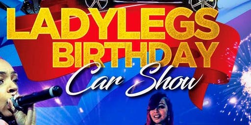 LadyLegs Birthday Car Show