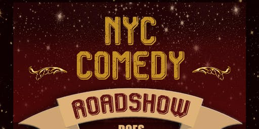 NYC Comedy Road Show Does Pembroke