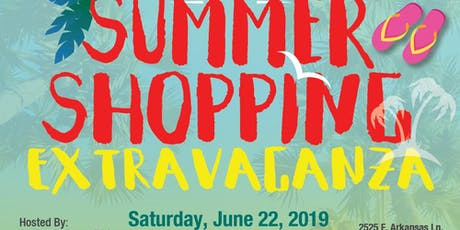 Summer Shopping Extravaganza  tickets