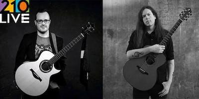 Candyrat Guitar Night: Antoine Dufour & Adrian Bellue at 210 Live