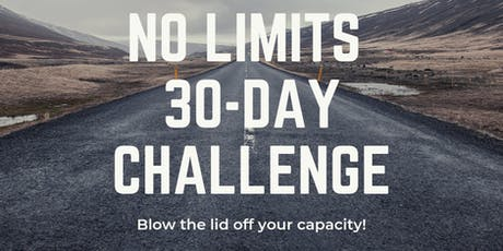 EXTREME MIND MAKEOVER 30-DAY CHALLENGE tickets