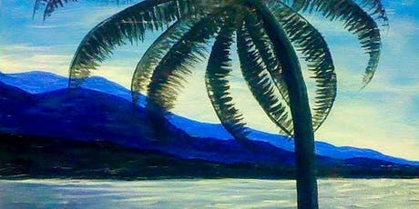 Paint Wine Denver Shady Palm Thurs June 27th 6:30pm $35 tickets