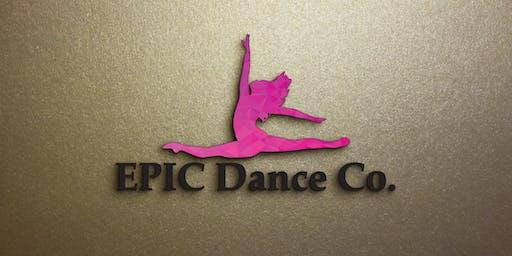 EPIC Dance & Gymnastics Summer Gymnastics Classes Ages 4-16