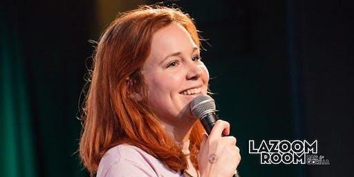 LaZoom Comedy Night: Ashley Brooke Roberts