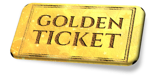 The Golden Ticket - An Adult Treasure Hunt and Day Party