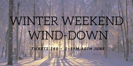 Winter Weekend Wind-Down tickets
