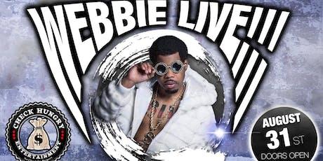 Webbie's Labor Day Weekend tickets