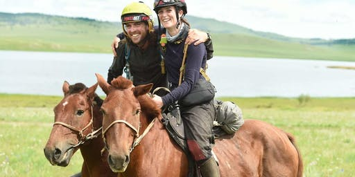 Ciaron Maher Racing 2019 Mongol Derby Gala Ball