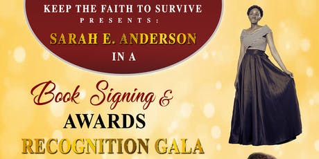 Book Signing & Awards Recognition Gala tickets