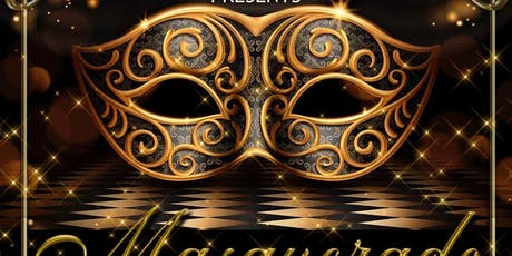 Masquerade on the Rooftop tickets