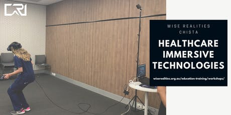 Immersive Technologies in Healthcare: An Introduction tickets