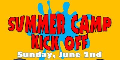 Summer Camp Kick-Off Cookout