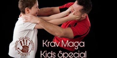 Krav Maga Kinder Selbstverteidigungskurs (7-12 Jahre) Heidelberg