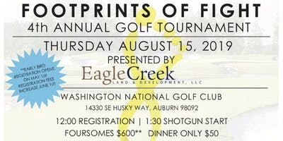 Footprints of Fight 4th Annual Golf Tournament