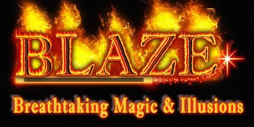 Blaze Magic @ Nerang Library