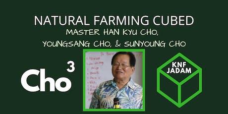 The West Coast Natural Farming Tour  tickets