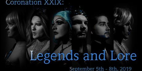 Coronation XXIX: Legends and Lore tickets