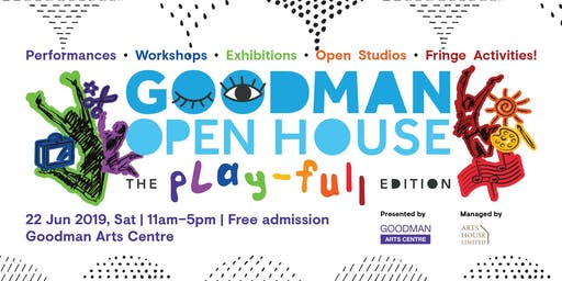 Goodman Open House 2019 (#GoodmanOpenHouse)