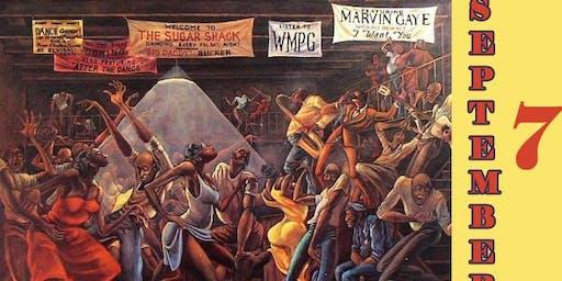 """I WANT YOU""  Marvyn Gaye Tribute Experience"