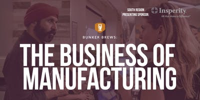 Bunker Brews Columbus: The Business of Manufacturing