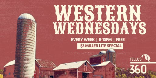 Country Western Wednesdays