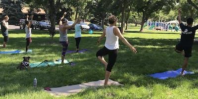 Park Yoga at Spring Park!