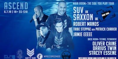 Ascend W Suv/Saxxon/Tribesteppaz/Robert Manos and more!