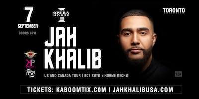 Jah Khalib Concert in Toronto | Jah Khalib в Торонто