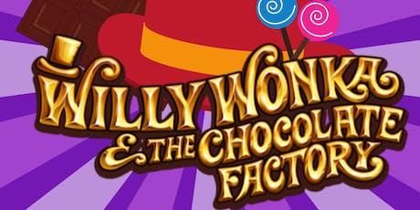 Kids Bash 2019: Willy Wonka tickets