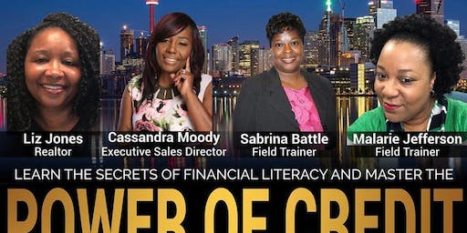 Power of Credit - Middle Georgia - Cassandra Moody