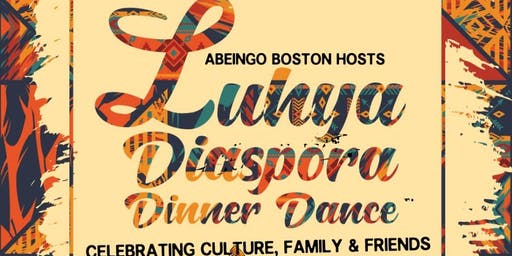 Luyha USA Diaspora Annual Dance hosted by Abeingo Boston Group