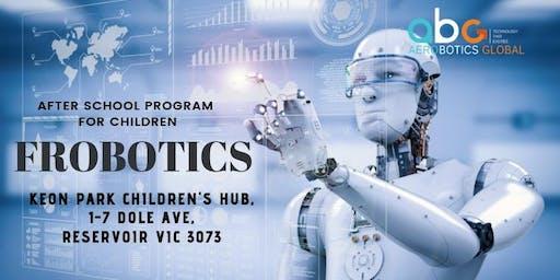 Frobotics - After School Programs For Children