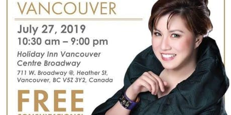 Day of Beauty with Ms. O in Vancouver, BC tickets