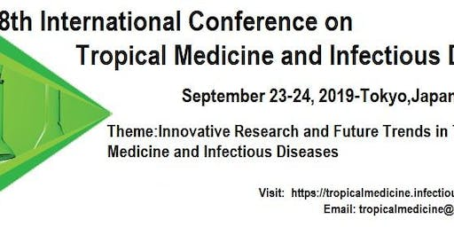 8th International Conference on Tropical Medicne and Infectious Diseases