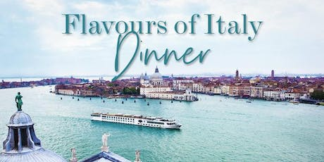 Flavours of Italy Dinner | Melbourne tickets