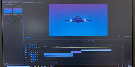 Video editing using Premiere Pro: Software Induction