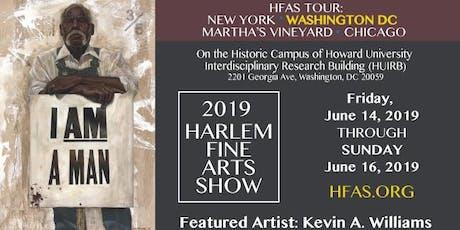 Harlem Fine Arts Show Washington DC  tickets