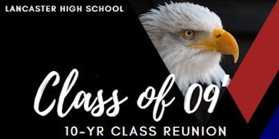 LNHS Class of 2009 Reunion