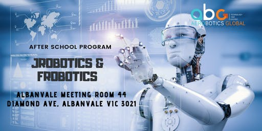 Jrobotics & Frobotics - After School Program