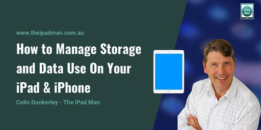 How to Manage Storage and Data Use On Your iPad & iPhone