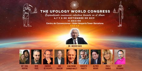 The Ufology World Congress 2019 entradas