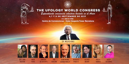 The Ufology World Congress 2019
