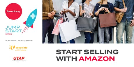 Jumpstart Series: Econsultancy's Start Selling on Amazon tickets