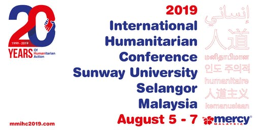 MERCY Malaysia International Humanitarian Conference 2019