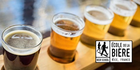 Beer tasting : 5 classic styles Tickets