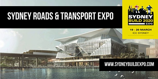 SYDNEY TRANSPORT & ROADS - Part of Sydney Build Expo