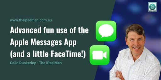 Advanced fun use of the Apple Messages App & Group FaceTime