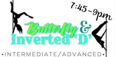 Thursday 5/30 --7:45 - 9:00 Classes -- intermediate